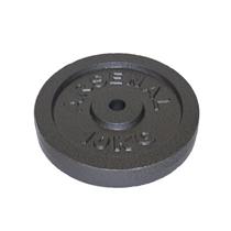 ARSENAL kotouč litinový 10 kg, otvor 25 mm