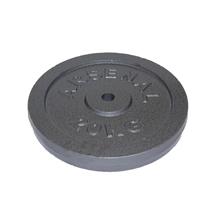 ARSENAL kotouč litinový 20 kg, otvor 25 mm