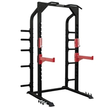 Posilovací klec IMPULSE FITNESS Half Power Rack