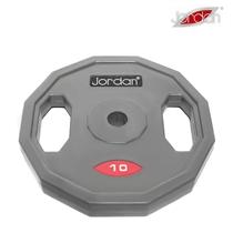 Studio Barbell Jordan kotouč 10kg šedý