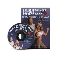 JORDAN ACADEMY*ART OF STRENGHT* KETTLEBELL DVD: Kettlebell way vol2