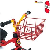 Přední košík LK D na tříkolku PUKY červený