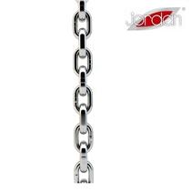 JORDAN vzpěračský řetěz 2 x 31,1 kg, oko tl. 30 mm/pár, objímka pro osu 50 mm