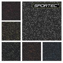Podlaha SPORTEC COLOR šedá 12mm s 15% žíháním