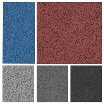 Podlaha SPORTEC PURCOLOR 4mm s 85% EPDM