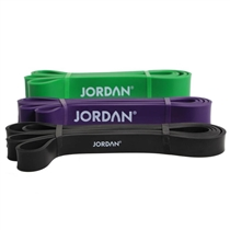 Odporová guma JORDAN Power band 64 mm, délka 200 cm, modrá