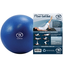 Over Ball FITNESS MAD 18 cm - BLUE