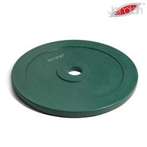 Tréninkový kotouč JORDAN Technique plate 2,5 kg zelený