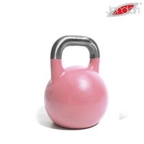 Kettlebell JORDAN Fitness Competition 8 kg růžový