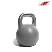 Kettlebell JORDAN Fitness Competition 36 kg šedý