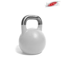 Kettlebell JORDAN Fitness Competition 40 kg šedý