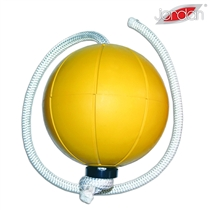 Loumet rope ball (Tornadoball) JORDAN 4 kg žlutý
