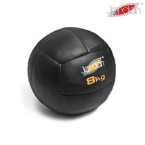 Oversized Medicinball Jordan Fitness 8 kg oranžový