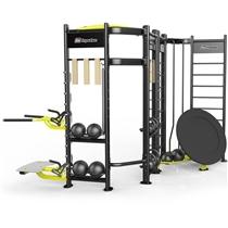 Modulární konstrukce Impulse Fitness - IZ S Shape