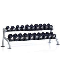Stojan na činky TUFF STUFF Two pair dumbbell rack, 10 pair