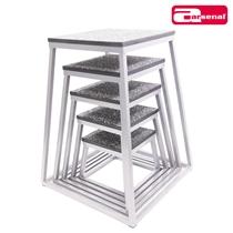 Polybox stupínky ARSENAL - Set