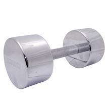 2x Jednoruční činka MARCY - chrom 22,5 kg
