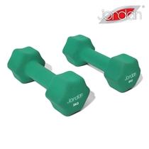 Činka aerobic  JORDAN 3 kg zelená