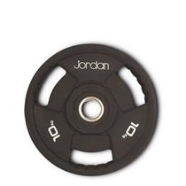 Olympijský kotouč JORDAN gumový 10 kg