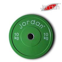 Bumper kotouč odhazovací JORDAN 10 kg zelený