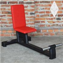 Posilovací lavice HBP T 212/2 - lavice s opěrou na nohy