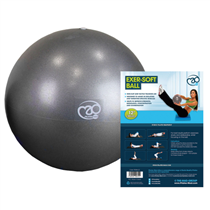 Over Ball FITNESS MAD 30 cm - GRAFIT