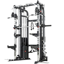 Posilovací stroj multipress a volné váhy ATX MONSTER
