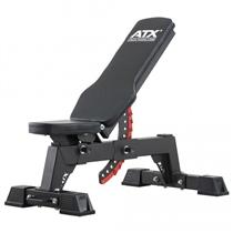 Robustní polohovatelná lavice ATX LINE; Bulls Bench
