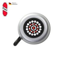 Zvoneček G16 pro tříkolky Puky šedý