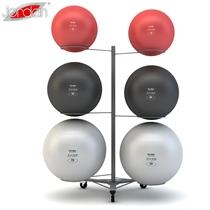6 ks gymballů + stojan JORDAN FITNESS