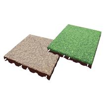 Podlaha EUROFLEX 70 mm EPDM Mulch
