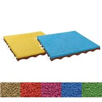 Podlaha EUROFLEX EPDM Soft system 90 mm