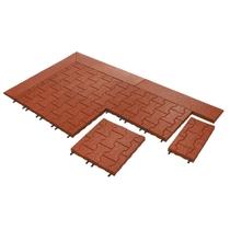 Podlaha EUROFLEX Block 40 mm, 500x500