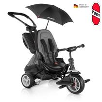 Dětská tříkolka PUKY CAT S6 Ceety, City Premium černá
