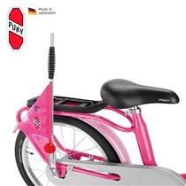 Bezpečnostní vlajka na koloběžky/ kola PUKY růžová