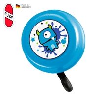 Zvoneček pro tříkolky Puky, modrá