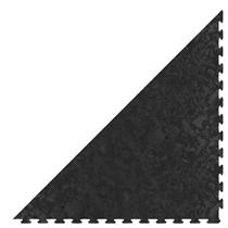 Rohový přechod k podlaze PAVIGYM Extreme S&S 22 mm, Onyx Black