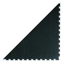 Rohový přechod k podlaze PAVIGYM Endurance S&S 22 mm, Black Marbel