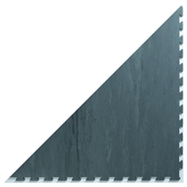 Rohový přechod PAVIGYM Performance z 5,5 mm na podklad, Stone Grey