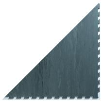 Rohový přechod PAVIGYM Body Mind z 11,5 mm na podklad, Stone Grey
