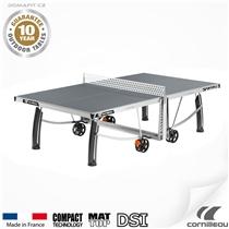 Stůl na stolní tenis CORNILLEAU 540 M Crossover Šedý