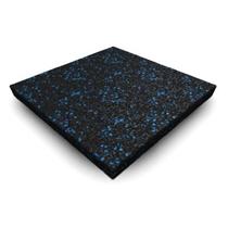 Sportovní podlaha SPECKLED 1000x1000x20mm, modrá