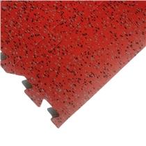 Comfort Flooring Mix červená - čtverec 1x1m, tl. 8mm