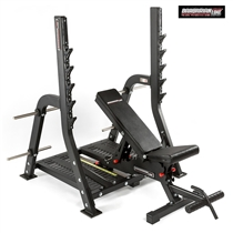 Barbarian Line, Full rack kompakt + heavy bench