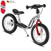 PUKY LR 1 BR, Learner bike standard, šedá