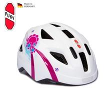 PUKY; PH 8-S helma, bílá/růžová
