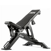 Zesílená polohovatelná lavička ATX Warrior