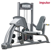Posilovací stroj Leg press IMPULSE tlaky stehna 135 kg