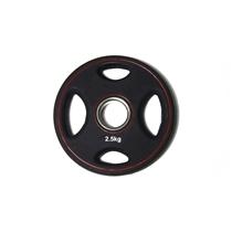 Pogumovaný kotouč IRONLIFE Premium rubber 2,5 kg OL
