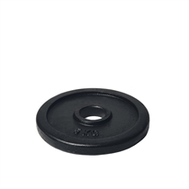 Kotouč ARSENAL RETRO OL litina 5 kg, otvor 51 mm